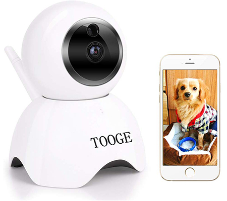 TOOGE Pet Camera Review