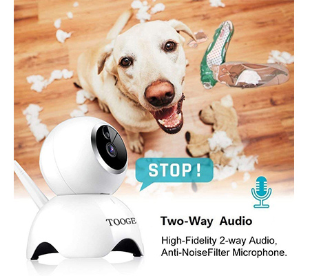 The TOOGE Pet Camera