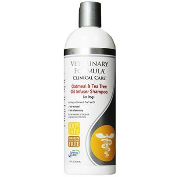 Veterinary Formula Clinical Care Oatmeal and Tea Tree Oil