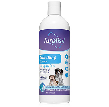 Vetnique Labs Furbliss Dog Pet Shampoo