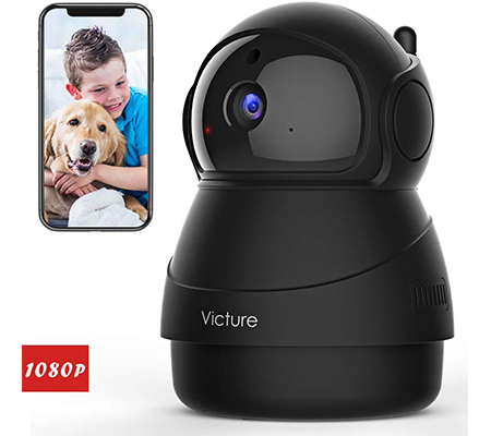 Victure 1080P FHD Pet Camera Review