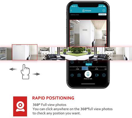 Victure Pet Camera Smart Phone App