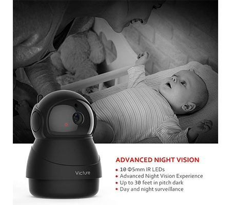 Victure Pet Camera With Night Vision