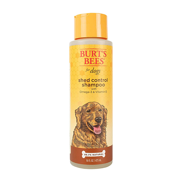 Burt's Bees for Dogs Natural Shed Control Shampoo
