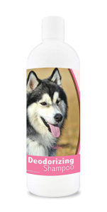 Healthy Breeds Dog Deodorizing Shampoo For Siberian Husky