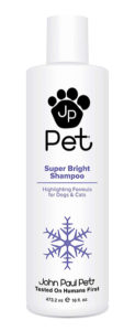 John Paul Pet Super Bright Shampoo for Dogs and Cats