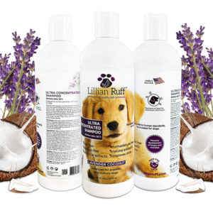 Lillian Ruff Professional Dog Shampoo
