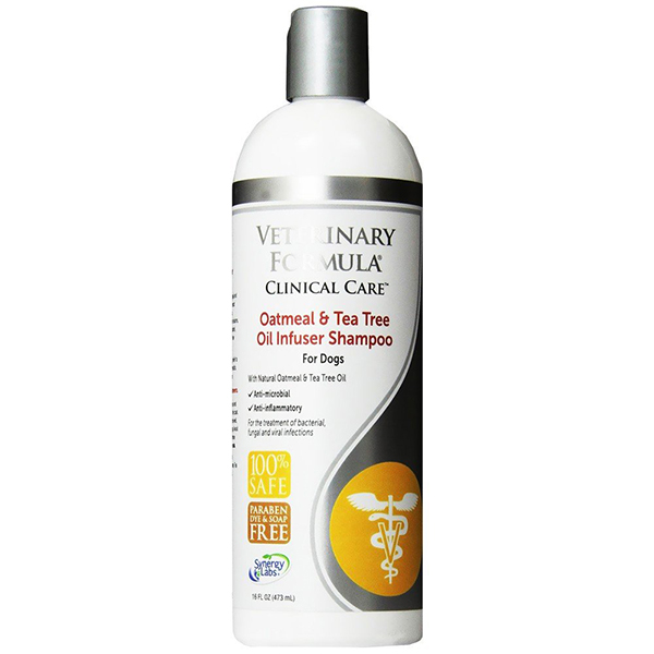 Veterinary Formula Clinical Care Oatmeal and Tea Tree Oil