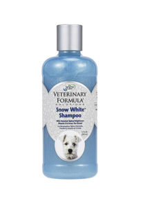 Veterinary Formula Solutions Snow White Shampoo for Dogs and Cats
