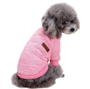 Fashion Focus On Pet Dog Clothes Knitwear