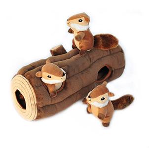 Woodland Friends Burrow Dog Toy
