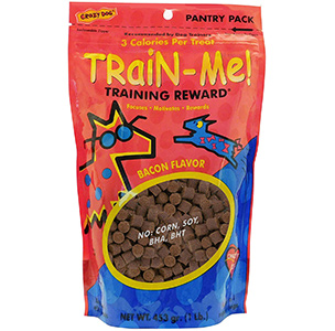 Crazy Dog Train-Me Treats