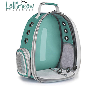 Lollimeow Pet Carrier