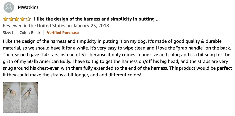 BABYLTRL Pet Harness Review