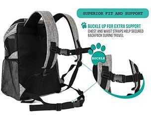 PetAmi Cat Carrier Features