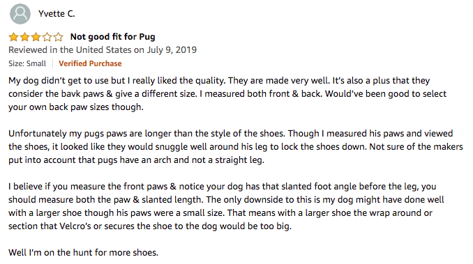 Yvette - Canine Equipment Ultimate Trail Dog Boots Review