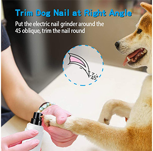 Casfuy Dog Nail Grinder