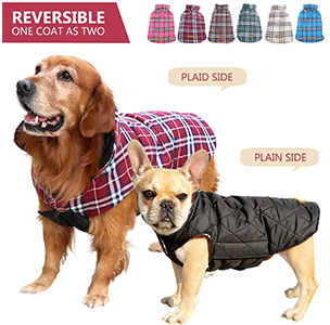 Kuoser Reversible Dog Vest