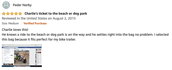 Peder Norby - AmazonBasics Soft-Sided Pet Carrier Review