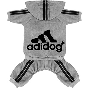 Scheppend Original Adidog Pet Clothes