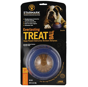 StarMark Everlasting Treat for Dogs