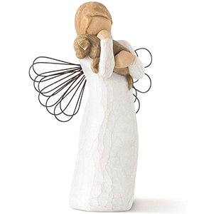 Willow Tree Angels Sculpted Hand-Painted Figure