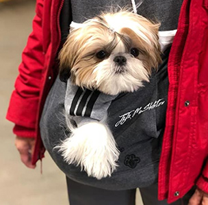 Womens Pet Carrier Shirts