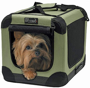 Noz2Noz Sof-Krate 3-Door Soft-Sided Dog Crate Review
