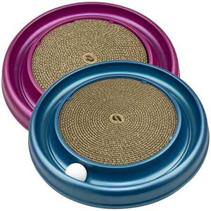 Bergan Turboscratcher Interactive Cat Toy