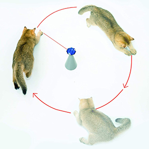 Friends Forever Cat Laser Toy Review