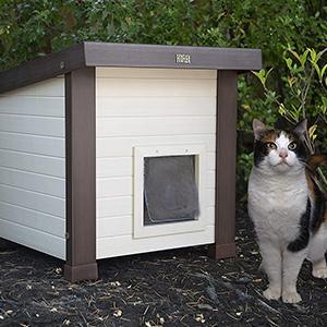 New Age Pet ECOFLEX Albany Cat House