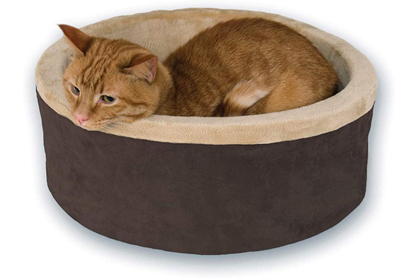 K&H Pet Products 3191 Thermo-Kitty Heated Pet Bed