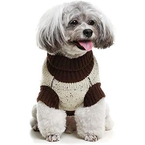 BINGPET Stylish Dog Sweater
