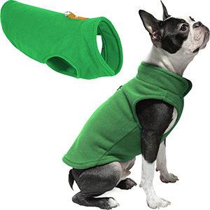 Gooby Fleece Dog Vest