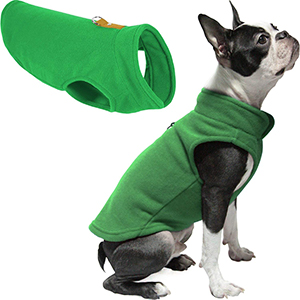 Gooby Fleece Dog Vest