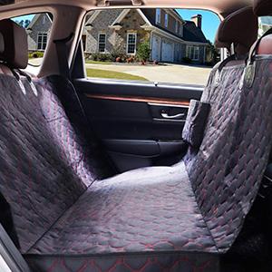 SUPSOO Dog Car Seat Cover