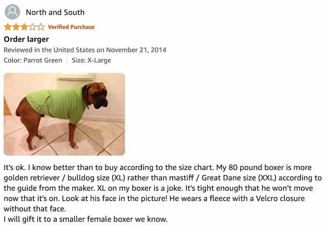 Zack and Zoey Dog Hoodie - North and South Review
