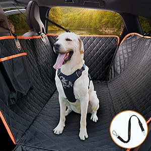 iBuddy Dog Car Seat Cover
